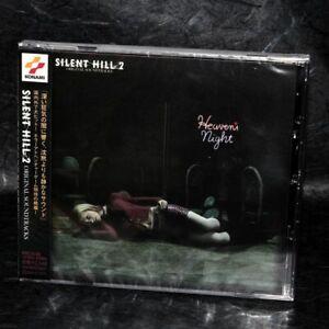 SILENT HILL 2 Original Soundtrack - OFFICIAL GAME CD