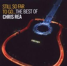 CHRIS REA STILL THE BEST OF SO FAR TO GO POP BLUES SOFT CD NEW