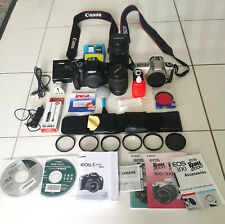 30380 CANON EOS photographic package including CANON EOS Kiss X50