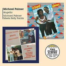 MICHAEL PALMER - ANGELLA+MEETS KELLY RANKS AT CHANNEL ONE   CD NEU