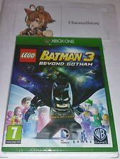 LEGO Batman 2: oltre a Gotham (XBOX ONE) NUOVO SIGILLATO UK PAL versione Microsoft XB1