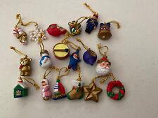 Avon Advent Calendar Christmas Musical Tree 18 Replacement Original Ornaments