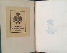Königlich Bayerischer Adeliger Damenkalender 1883,  Adelsbesitz, Coat of Arms