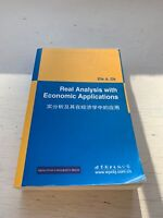 Real Analysis with Economic Applications by Efe A. Ok [International Edition]