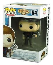 Funko POP! Games no #64, Bioshock, Booker DeWitt Skyhook Vinyl Bobble-Head