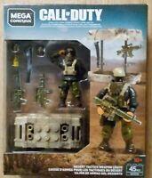 "✅ Mega Construx Call of Duty Specialist /""Battery/"" NEW"
