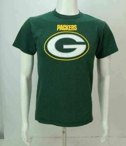 Team Apparel Jordy Nelson #87 Men's Football Green Bay Packers Jersey Shirt S
