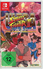 Ultra Street Fighter II: The Final Challengers (Nintendo Switch, 2017)