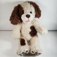 """Build a Bear Puppy Dog Soft Plush Floppy Ears Toy Stuffed Animal Doll 16 """" BABW"""