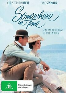 Somewhere in Time DVD R4 New