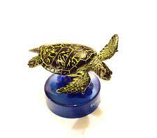 Rare Kaiyodo Japan Sumida Capsule Aquarium Green Sea Turtle Figure