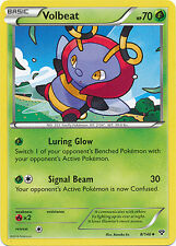 Pokemon XY Volbeat 8/146 Uncommon Card