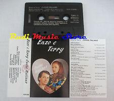 MC ENZO E TERRY Cuore italiano LISCIO 1 stampa italy RECORD 2000 cd lp dvd vhs
