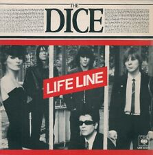 45 TOURS--THE DICE--LIFE LINE--1981