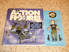 Signed Hunter S Thompson Actionfigure Action Figure Doonesbury Gonzo HST