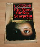 Ein Mord für Kay Scarpetta von Patricia Cornwell