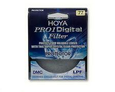 77 mm Genuino HOYA PRO1 Digital Protector 77 mm PRO1D filtro di protezione