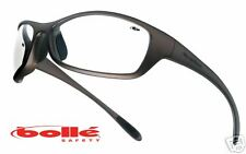 Bolle Spider Clear - Safety Glasses FREE storage pouch