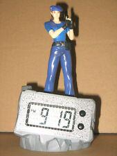 Resident evil Biohazard Jill Valentine Statue with Clock Capcom very rare Figure