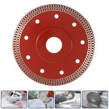 "4.5"" Super Thin Diamond Ceramic Saw Blade Porcelain Tile Marble Stone Cutting"