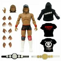 Super Seven Tetsuya Naito action figure New Japan Pro-Wrestling Limited PSL