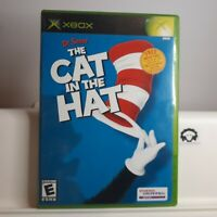 Dr. Seuss' The Cat in the Hat ( Original Xbox ) TESTED