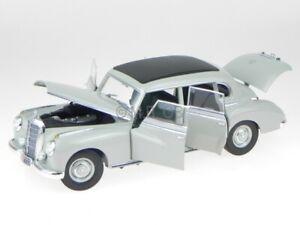 Mercedes 300 1955 gris creme véhicule miniature 183578 Norev 1:18