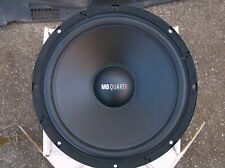 "OLD SCHOOL MB QUART QM 300.92 SUBWOOFER!!  MB QUART 12""  SUB!!  NEW!! -  RARE SQ"