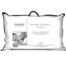 Dunlopillo Doppio Comfort cuscino lattice morbido a spirale in fibra di Lusso Supporto Medio