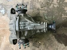 PORSCHE CAYENNE S REAR DIFF Differential 4.5 TURBO TIPTRONIC 2004 955 AS