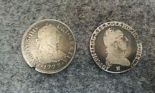 Pair of Pre 1800 Love Tokens