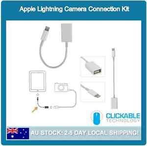 8 Pin OTG to USB 2.0 Female Adapter Cable for iPad 4 iPad Mini iPad Air 2 iPad 5