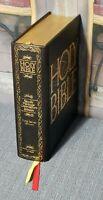 Large Holy Bible King James Version Family Heritage Edition World Publishing