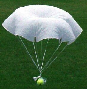 """Flare Parachute 36"""" NEW - Original USA- 4 Rocket, Toy Or RC  Qty-1"""