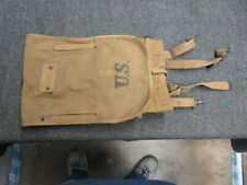 Wwi Us M1910 Haversack-Original-Excell ent-Dated 1918
