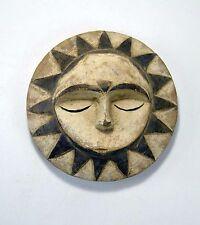 A Fine Kwele Sun Mask, African Art,   African mask