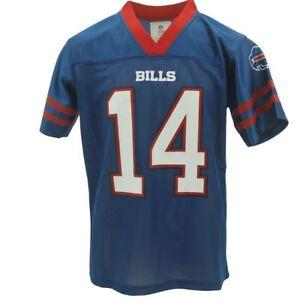 Toddler #14 WATKINS Buffalo BILLS Blue Football Jersey Shirt NFL Team Apparel