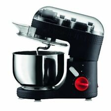 Bodum Bistro Electric Stand Mixer, Kitchen Cooking Baking Cakes Pastries 4.7-Ltr