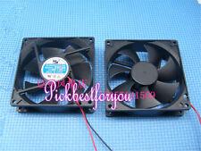 1pcs DC fan YM1209PTS1 9CM cooling fan DC12V 0.2A 2-Wire #ME01 QL