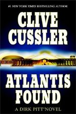 Atlantis Found: Dirk Pitt #15 - Clive Cussler Lge paperback action & adventure