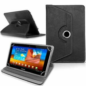 """Tablet Case Universal Cover Leather Skin Stand Folio Flip Pouch For 7"""" 8"""" 9"""" Tab"""