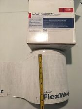 "DUPONT FLEXWRAP NF 9"" X 75' TYVEK WRAP WINDOW FLASHING"