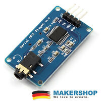 YX5300 MP3 Musik Player Modul Serial UART TTL Module Arduino Raspberry YX6300