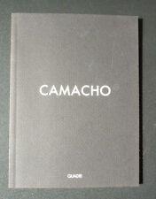 JACQUES LACOMBLEZ JORGE CAMACHO  Ed QUADRI 1998 99 ex 1/ SP non signé