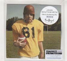 (HD504) John Southworth, Ode To The Morning Sky - 2014 DJ CD