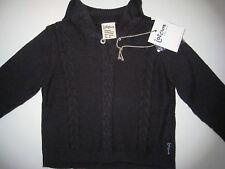 Jottum Baby Boys pullover 9 months plain cotton new beautiful knitwear