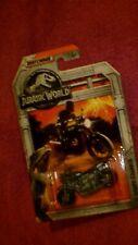 "Matchbox - 1-125 ""Jurassic World"" - '15 Triumph Scrambler - Dark Green"