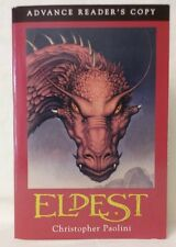 Eldest by Christopher Paolini Advance Reader's Copy (ARC)