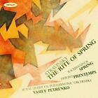 Royal Liverpool Philha Orch, Vasily Pet - Stravinsky: The Rite Of Sprin (NEW CD)
