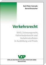 Verkehrsrecht von Karl-Peter Conrads und Bernd Brutscher (2017, Taschenbuch)